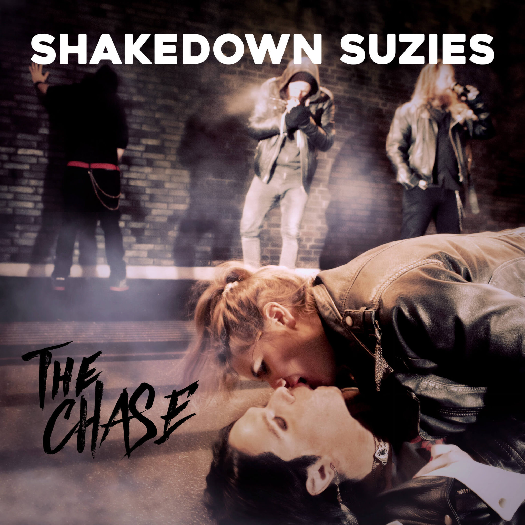 Shakedown Suzies The Chase album cover